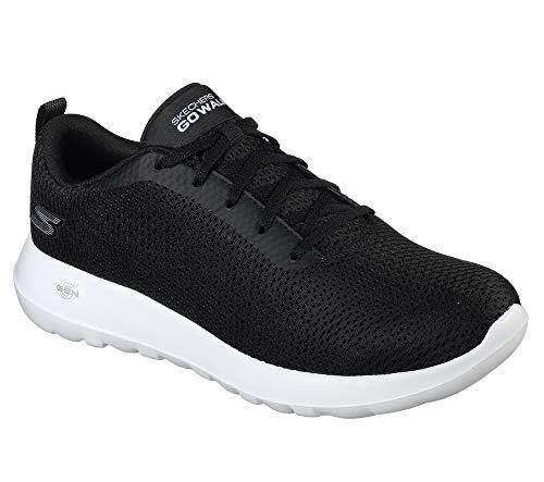 Skechers Performance Men's Go Walk Max-54601 Sneaker,black/white,9.5 M US