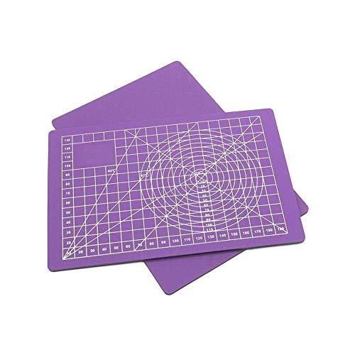 Bocotoer Base de Corte Tabla de Corte Sistema metrico Tabla para Cortar cartapacio Cutting Mat Tabla