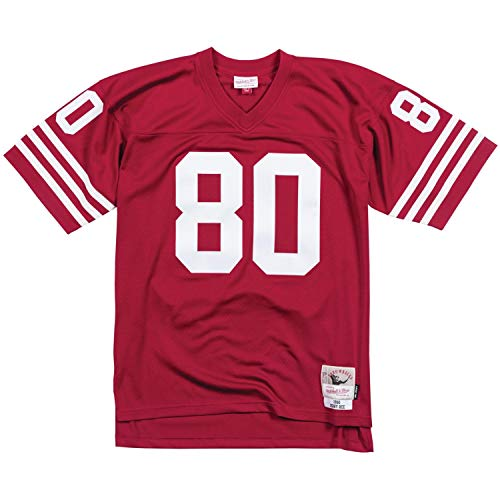 Mitchell & Ness NFL Legacy Jersey - San Francisco 49ers 1990 Jerry Rice - M