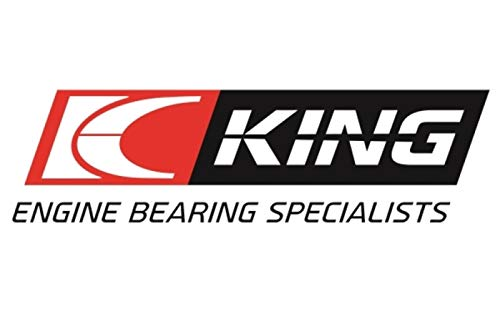 King Engine Bearings King for Nissan VK56DE/VK56VD/VK45DE (Size STD) Performance Rod Bearing Set
