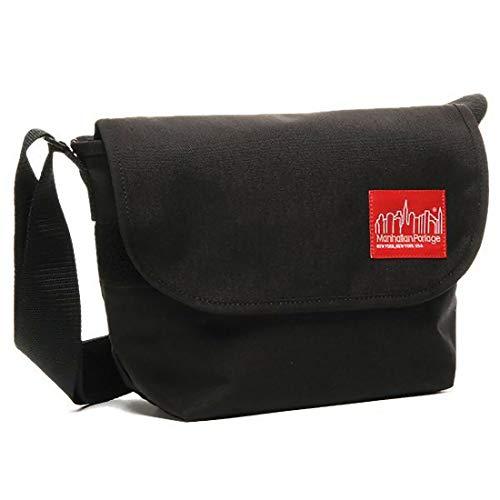 MANHATTAN PORTAGE マンハッタンポーテージ 1605JR Casual Messenger Bag カジュアルメッセンジャーバッグ ショルダーバッグ メンズ レディース [BLACK] [並行輸入品]