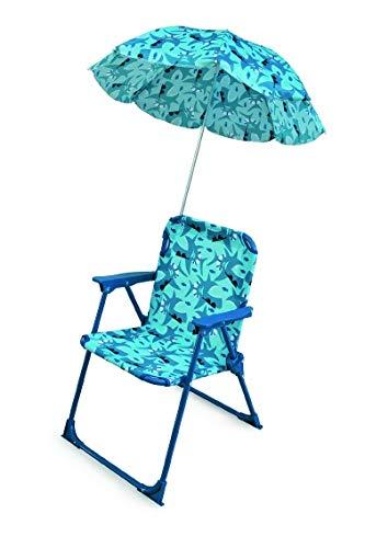 Galileo Casa SQUALETTO kinderstoel met paraplu, polyester, meerkleurig