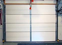 commercial Matador garage door insulation set, for 8-foot doors garage door insulation kit
