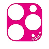 i's Deco for iPhone 11 Pro/11 Pro Max (PINK)