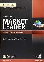 Market Leader Extra (3E) Intermediate: Coursebook+DVD-ROM