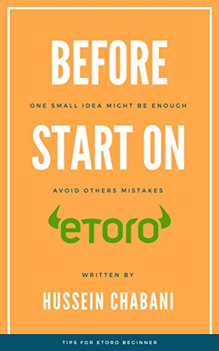eToro For Beginners: Learn from others mistakes (Passive Income Book 1) (English Edition)