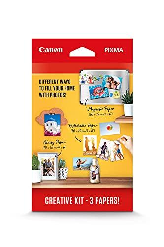 Canon Creative Kit 2 - MG-101/RP-101/PP-101 - 10 x 15 cm für Tintenstrahldrucker