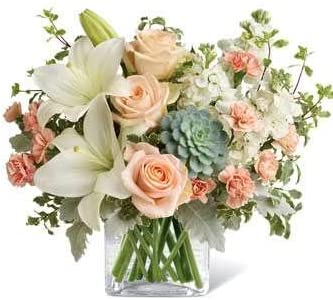 Glorious Peach Bouquet - Same Delivery Ranking discount TOP8 Sympathy Day Sy Flowers