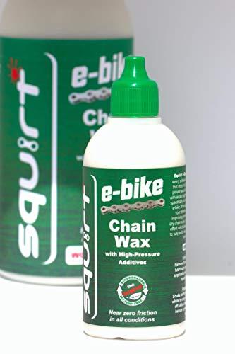 Squirt e-Bike Chain Wax 120ml