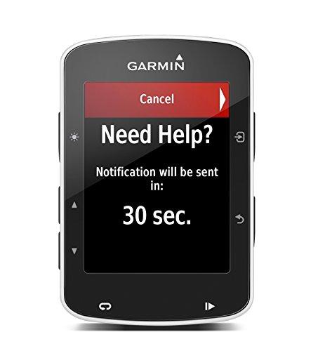 Product Image 14: Garmin Edge 520 Bike GPS (includes Heart Rate Monitor Strap, Cadence sensor & Speed sensor)