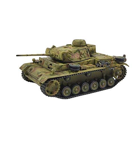 LHJCN Modelo de plástico de Tanque Fundido a presión a Escala 1/72, Tanque Somua S-35 de la Segunda Guerra Mundial, Juguetes y Regalos Militares, Tiempos de 3 Pulgadas;1,6 Pulgadas