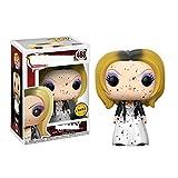 SBZH Funko Pop Bride of Chucky Tiffany Toys Collectibles Figura de Modelo de Dibujos Animados