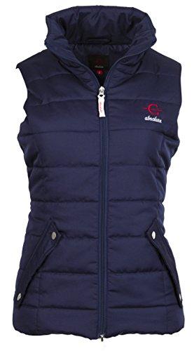 Kerbl Damen Steppweste-C-Absolute Größe Jacke, Marineblau, XL