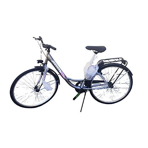 F.lli Masciaghi Bici Donna Venere 26' Shl 26000 Grigio Rosa