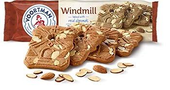 Voortman Bakery Cookies Delicious Cookies Pack of 4  Windmill