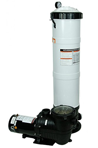 Rx Clear DE Element Inground Swimming Pool Filter System with...