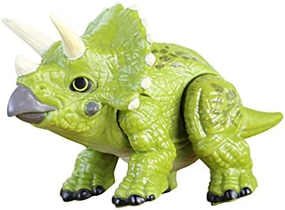 CLNAONG Limited time cheap sale Deformation Dinosaur Model Tyrannosaurus Triceratop Toy Courier shipping free