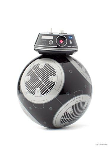 Sphero BB-9E Victor Delta One Droide Star Wars con trainer, luci LED incluse, portata Bluetooth fino a 30 metri, compatibile iOS e Android