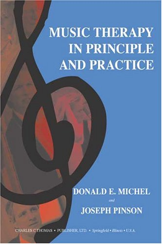 Music Therapy In Principle And Practice