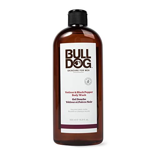 Bulldog - Gel Doccia Vetiver e Pepe Nero - 500 mL