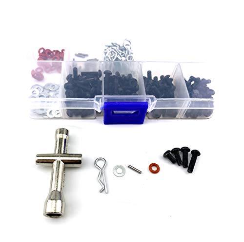 readytosky rc car screws box repair tool kit