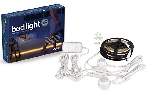 MyLight Sensor 57078235618592Regulable Europa Cama–Luz Cálida