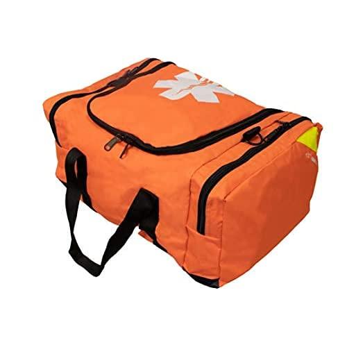 Primacare CSKB-4135-O bolsa naranja de primera respuesta, 21 pulgadas x 12 pulgadas. x 9 pulgadas. Paquete de 10 unidades.