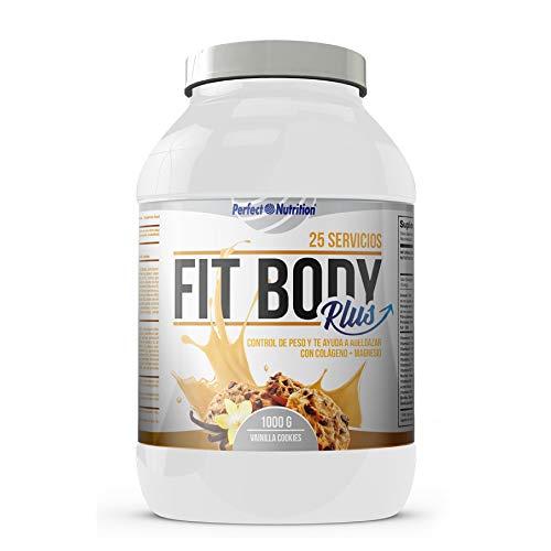 Batidos para Adelgazar sustitutivos de comida formatos 1KG proteínas Dieta quema grasas Batido de pérdida de peso completo saciante. Quemador de grasa natural sin pasar hambre (VAINILLA)