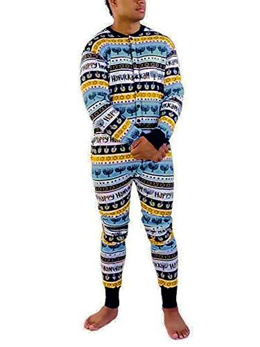 Sexy Dance Familien-Schlafanzug mit Weihnachtsmotiv, bedruckt, Einteiler, Overall,...