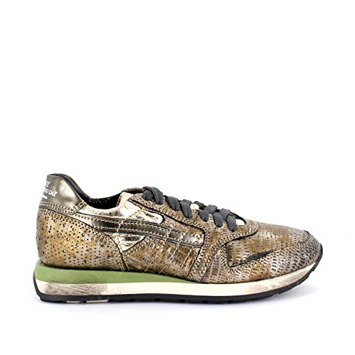 Prima Base Primabase Sneaker Größe 38 EU Gold (089 Gold kombiniert)