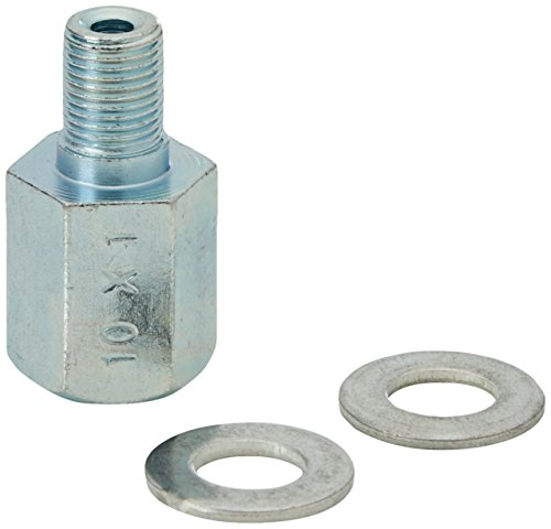Burley Kinder Adapter, Hitch, Silber, Size M10 x 1.0