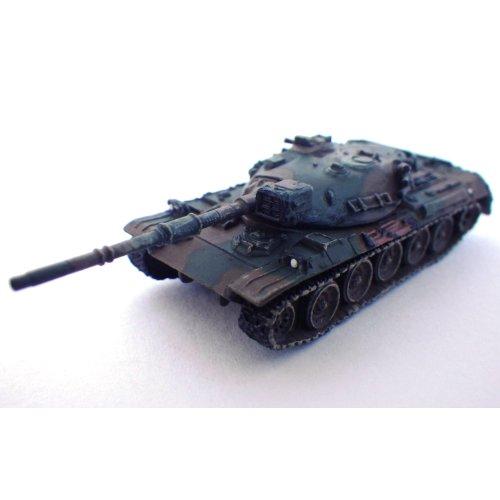 1/144 mondiale Tank Museum Série 04-73 [Ground Self-Defense Force] Type 74 réservoirs en deux couleurs camouflage seul article