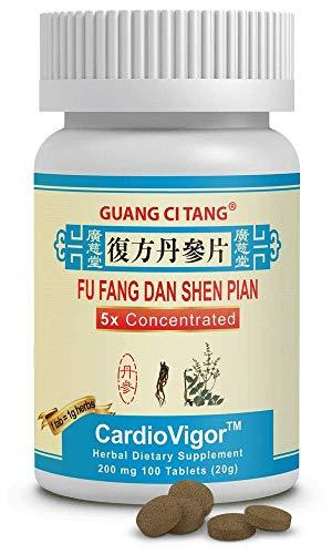 Guang Ci Tang Fu Fang Dan Shen Wan Tablets,