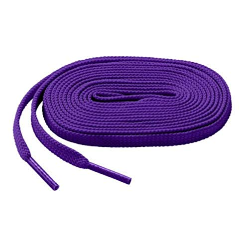Mizuno - Agujetas para Zapatos, Púrpura, 47'