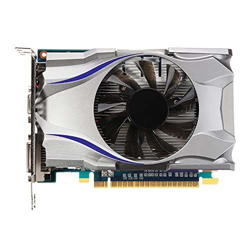LYB GT730 GDDR5 4GB 128Bit Graphics Card BTC Mining Video Card with A Cooler Fan for NVIDIA GeForce