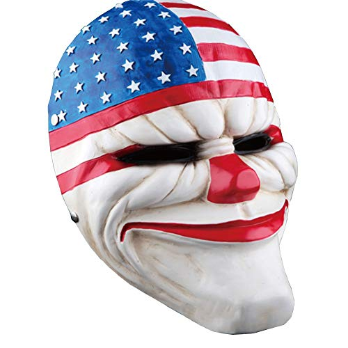 Masks Halloween Minch Clown for Masquerade Party Scary Clowns Payday 2 Halloween Horrible