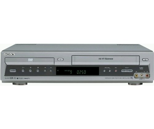 SONY SLV-D900 DVD PLAYER COMBO VCR PLAYER