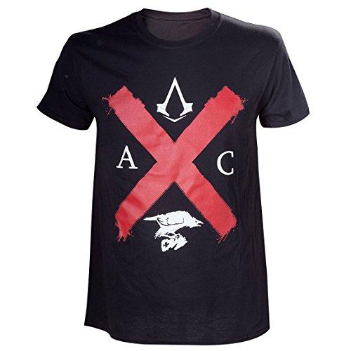 Assassin's Creed T-Shirt -XL- Rooks Edition,schwar
