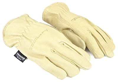 Forney Pigskin Leather Driver Premium Lined Women's Gloves