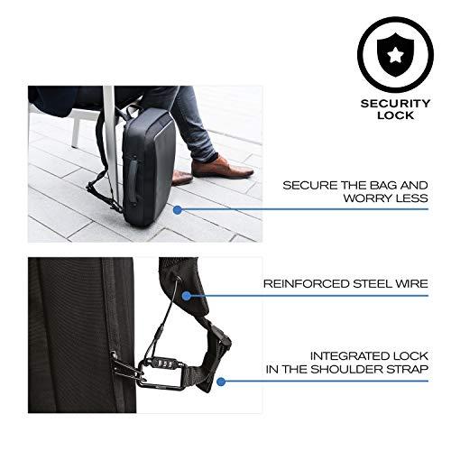 XD Design Bobby Bizz - Mochila y maletín antirrobo