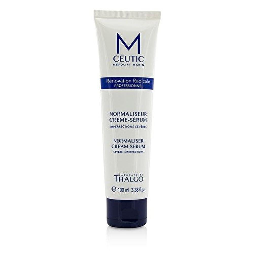 ごみライバルブラシタルゴ MCEUTIC Normalizer Cream-Serum - Salon Size 100ml/3.38oz並行輸入品