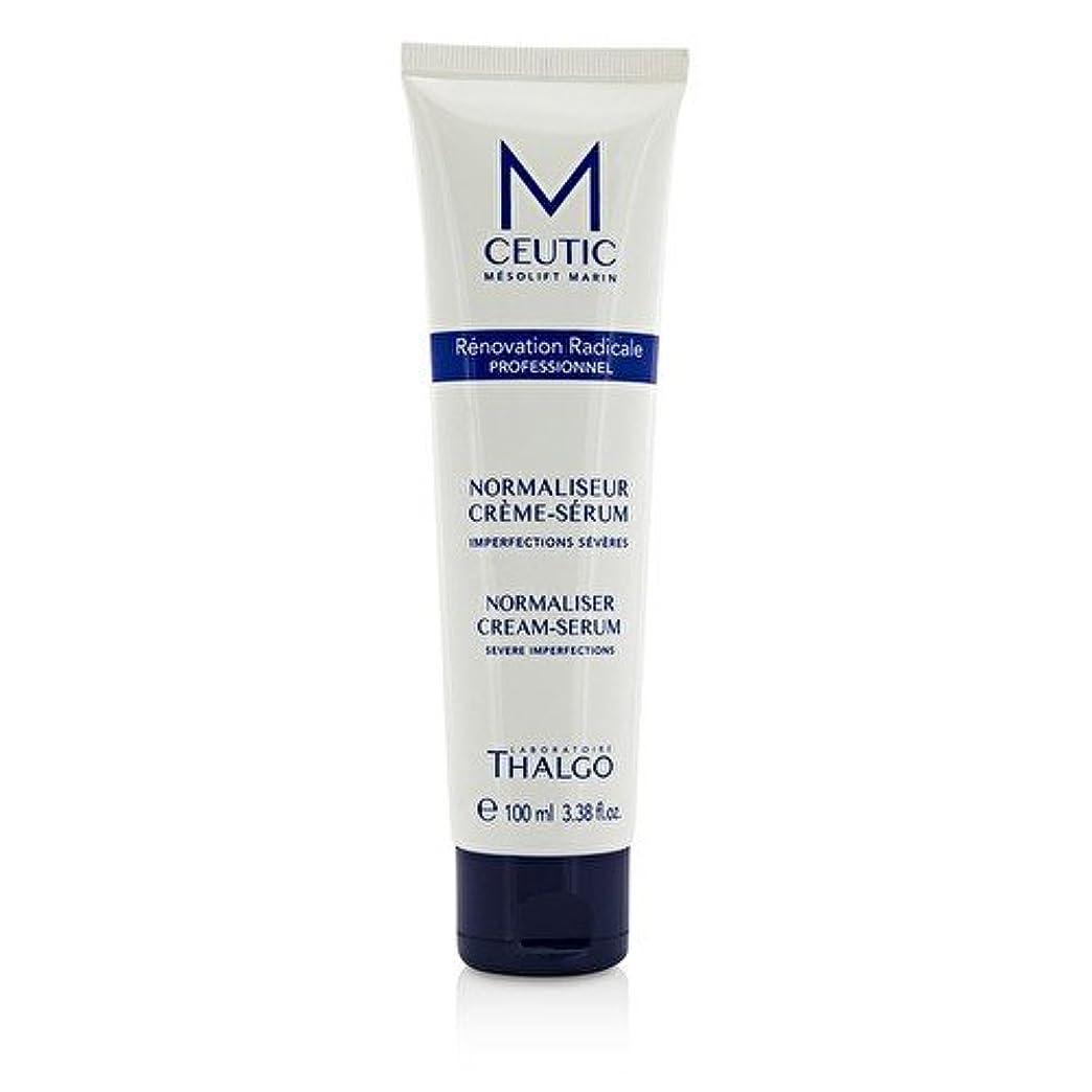 真夜中閉じる内なるタルゴ MCEUTIC Normalizer Cream-Serum - Salon Size 100ml/3.38oz並行輸入品