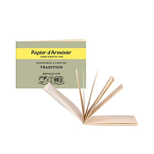 "Papier d'Armenie ""tradition"" (lot de 3 carnets)"