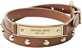 Michael Kors Bracelet For Women, Leather, MKJ3546710