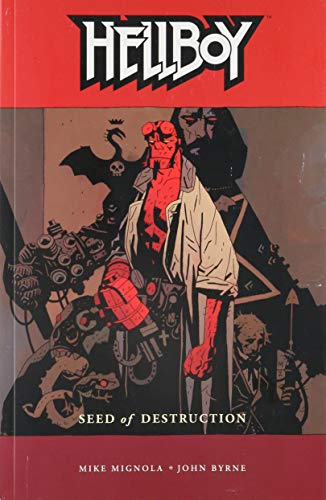 [(Hellboy: Seed of Destruction Volume 1)] [Author: Mike Mignola] published on (December, 2003)