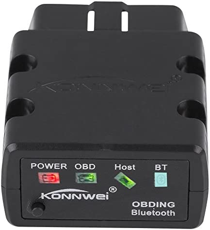 Bluetooth OBD2 Diagnostic Scanner Keenso Car OBDII Code Reader Scanner Auto Diagnostic Tool product image
