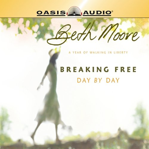 Breaking Free Day by Day audiobook cover art