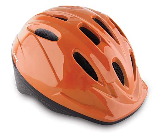 Joovy Noodle Helmet Small-Medium, Kids Helmet, Bike Helmet, Orangie