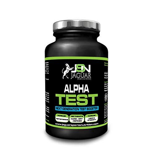 JSN Alpha Test *Strongest* Legal Testosterone Booster