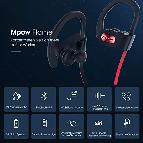 Mpow Flame Bluetooth Kopfhörer IPX7 kaufen  Bild 1*